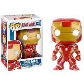 Funko Iron Man Cpt America Civil War