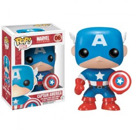 Funko Pop Captain America