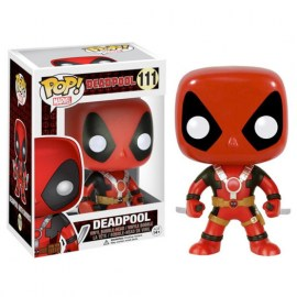 Funko Pop Deadpool 2 Swords Marvel