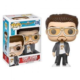 Funko Spiderman Tony Stark