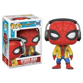 Funko Spiderman With Headphones