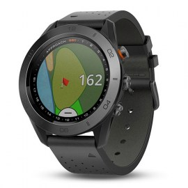 Garmin Approach S60 Black Ceramic Bezel With Black Leather Band.jpg
