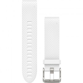 Garmin QuickFit 20mm Silicone Watch Band For Fenix 5S White.jpg