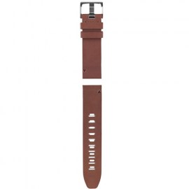 Garmin QuickFit 22mm Leather Band For Fenix 5 Brown.jpg