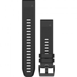 Garmin QuickFit 22mm Silicone Watch Band For Fenix 5 Black.jpg