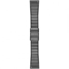 Garmin QuickFit 26mm Stainless Steel Band For Fenix 5X Slate Grey.jpg