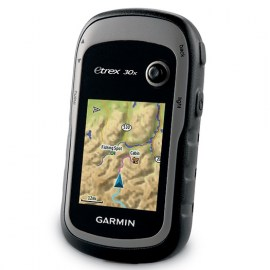 Garmin eTrex 30x - OSM Africa Recreational.jpg