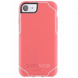 Griffin Survivor Journey Case For iPhone 7 Coral_1.jpg