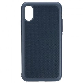 Just Mobile Quatrro Air iPhone X Blue