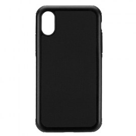 Just Mobile Quattro Air iPhone X Black
