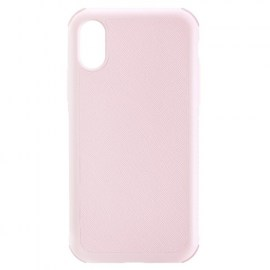 Just Mobile Quattro Air iPhone X Pink