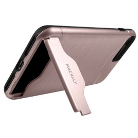Macally Case With Kickstand For iPhone 7 Rose Gold_2.jpg