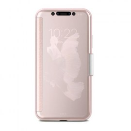 Moshi Stealth iPhone X Pink 1