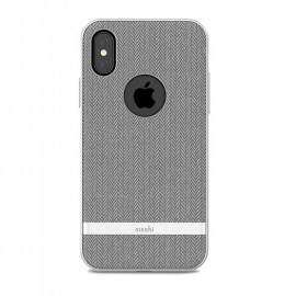 Moshi Vesta iPhone X Grey 1