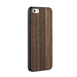 Ozaki O_Coat 0.3 _ Wood Case For iPhone 5_5S Ebony.jpg