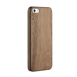 Ozaki O_Coat 0.3 _ Wood Case For iPhone 5_5S Walnut.jpg