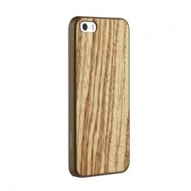 Ozaki O_Coat 0.3 _ Wood Case For iPhone 5_5S Zebrano.jpg
