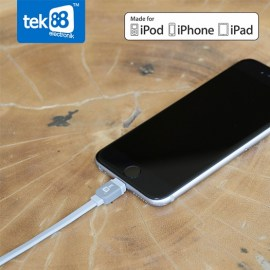 Tek88 Lightning Cable 1m Grey_2.jpg