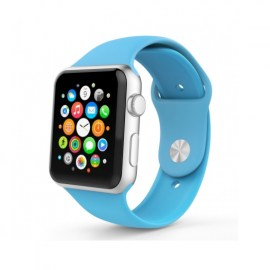 Tek88 Silicone Sports Band For 42mm Apple Watch Blue.jpg