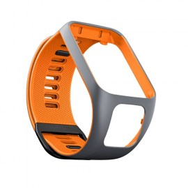 TomTom Spark 3  _  Runner 3 Wrist Strap Grey_Orange Small.jpg