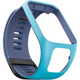 TomTom Spark 3  _  Runner 3 Wrist Strap Light Blue_Dark Blue Small_1.jpg