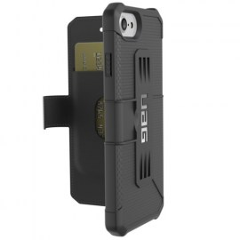UAG Metropolis Folio Case For iPhone 7 Black_1.jpg