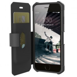 UAG Metropolis Folio Case For iPhone 7 Black_2.jpg