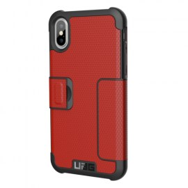 UAG Metropolis iPhone X Red 2