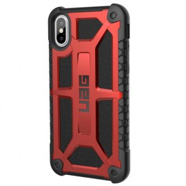 UAG Monarch iPhone X Red 1