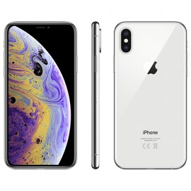 iPhone Xs Silver 2